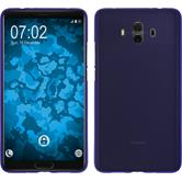 Silicone Case Mate 10 matt purple Case