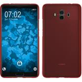 Silicone Case Mate 10 matt red Case