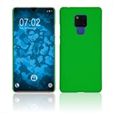 Hardcase Mate 20 X rubberized green Cover