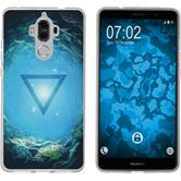Huawei Mate 9 Silikon-Hülle Element  M4