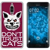 Huawei Mate 9 Pro Silicone Case Crazy Animals M1