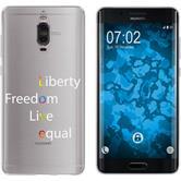 Huawei Mate 9 Pro Silicone Case pride M2