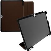 Artificial Leather Case MediaPad M2 10.0 Tri-Fold brown