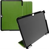 Artificial Leather Case MediaPad M2 10.0 Tri-Fold green