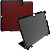 Artificial Leather Case MediaPad M2 10.0 Tri-Fold red