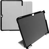 Artificial Leather Case MediaPad M2 10.0 Tri-Fold white