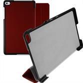Artificial Leather Case MediaPad M2 8.0 Tri-Fold red
