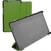 Artificial Leather Case MediaPad M3 8.4 Tri-Fold green