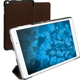 Artificial Leather Case MediaPad T2 Pro 10.0 Tri-Fold brown