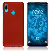 Hardcase P Smart 2019 rubberized red + protective foils