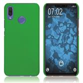 Hardcase P Smart+ rubberized green Cover