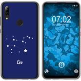 Huawei P Smart Z Silicone Case Zodiac M4