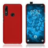 Hardcase P Smart Z rubberized red Cover