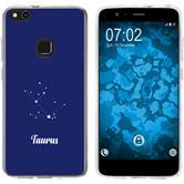 Huawei P10 Lite Custodia in Silicone segno zodiacale  M8