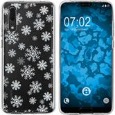 Huawei P20 Silicone Case Christmas X Mas M2