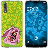 Huawei P20 Silicone Case Easter M5