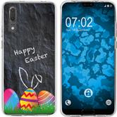 Huawei P20 Silicone Case Easter M6