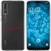 Huawei P20 Pro Silikon-Hülle in Love  M2