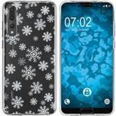 Huawei P20 Pro Silicone Case Christmas X Mas M2