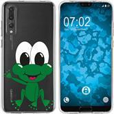 Huawei P20 Pro Silicone Case Cutiemals M2