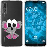 Huawei P20 Pro Silicone Case Cutiemals M6
