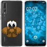 Huawei P20 Pro Silicone Case Cutiemals M9