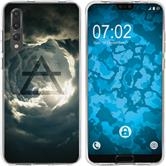 Huawei P20 Pro Silicone Case Element air M1