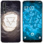 Huawei P20 Pro Silicone Case Element earth M2