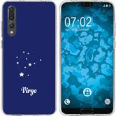 Huawei P20 Pro Silicone Case Zodiac M2