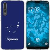 Huawei P20 Pro Silicone Case Zodiac M7