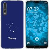Huawei P20 Pro Silicone Case Zodiac M8