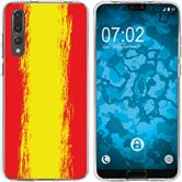 Huawei P20 Pro Silicone Case WM Spain M11