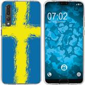Huawei P20 Pro Silicone Case WM Sweden M12