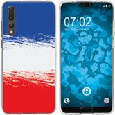 Huawei P20 Pro Silicone Case WM France M5