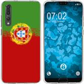 Huawei P20 Pro Silicone Case WM Portugal M8