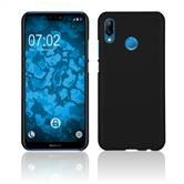 Hardcase P20 Lite rubberized black Case