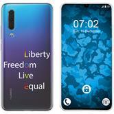 Huawei P30 Silicone Case pride M2