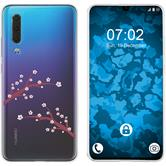 Huawei P30 Silicone Case Easter M1