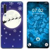 Huawei P30 Silicone Case Christmas X Mas M4