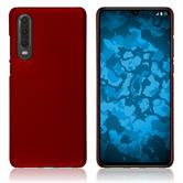 Hardcase P30 rubberized red Cover