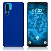 Hardcase P30 Pro rubberized blue Cover