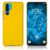 Hardcase P30 Pro rubberized yellow Cover