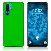 Hardcase P30 Pro rubberized green Cover