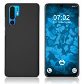 Hardcase P30 Pro rubberized black Cover