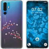 Huawei P30 Pro Silicone Case Easter M1