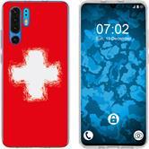 Huawei P30 Pro Silicone Case WM Switzerland M10