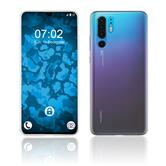 Silicone Case P30 Pro transparent Crystal Clear Cover