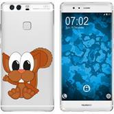 Huawei P9 Funda de silicona Cutiemals M8