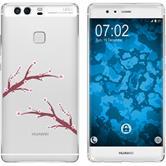 Huawei P9 Plus Funda de silicona Pascua M1