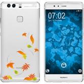 Huawei P9 Plus Silicone Case autumn M1